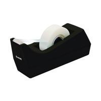 Scotch Non-Slip Desktop Tape Dispenser Black Plastic C38