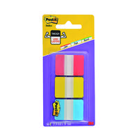 3M Post-it Strong Index Red Yellow Blue 686-RYB