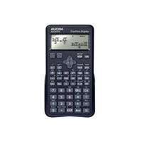 Aurora AX-595TV Scientific Calculator Black AX595TV