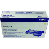 Brother TN-2210 FAX-2940 Laser Black Toner Cartridge TN2210