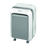 Fellowes Powershred LX211 Micro-Cut Shredder White 5050301