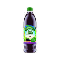 Robinsons Apple/Blackcurrant Squash No Sugar 1 Litre 402013