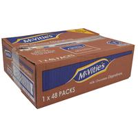 McVities Chocolate Digestive Biscuits Twin Pack 48 A07384