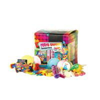Chewbz Retro Sweets Cube Assorted 1201052