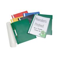 CLASSMASTER PROJECT FILES ASSORTED PK100