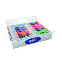 Swash KOMFIGRIP Colouring Pen Broad Tip Assorted (Pack of 300) TC300BD