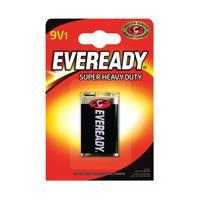 Eveready Super Heavy Duty Battery 9V 6F22BIUP