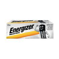Energizer C Industrial Batteries (Pack of 12) 636107