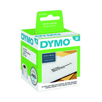 Dymo Address Label Standard 28x89mm Pk 260 99010 S0722370