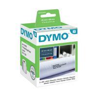 Dymo Address Label Large 36x89mm White Pk 520 99012 S0722400