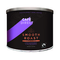 Cafedirect Smooth Roast Freeze Dried Coffee Tin 500g TWI4101