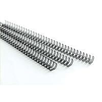 GBC MultiBind 8mm A4 70 Sheet Binding Wires Black (Pack of 100) IB165122