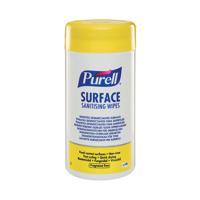 Purell Surface Sanitising Wipes (Pack of 100) 95102-12-EEU