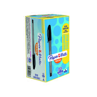 PaperMate Inkjoy 100 Stick Ball Point Pen Black S0957120