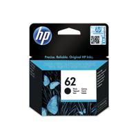 HP 62 Black Ink Cartridge (Standard Yield 200 Page Capacity) C2P04AE