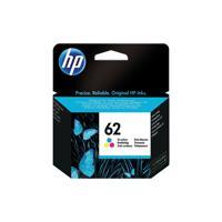 HP 62 Cyan/Magenta/Yellow Ink Cartridge C2P06AE