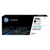 HP 508A Black Laserjet Toner Cartridge CF360A