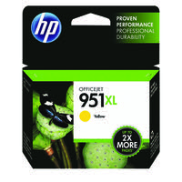 HP 951XL YELLOW OFFICEJET INK CN048AE