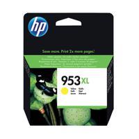 HP 953XL HY Ink Yellow Cartridge F6U18AE