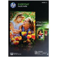 HP EVERYDAY A4 GLOSS PHOTO PAPER PK25