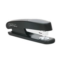 Rapesco R7 Sting Ray Half Strip Stapler Black R72660B3