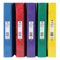 Concord IXL Ring Binder A4 Assorted 462299