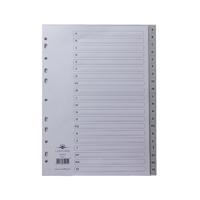 Concord Index PVC A4 A-Z Grey 62905