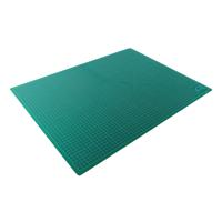 Q-Connect Cutting Mat Non-Slip A3 Green KF01136