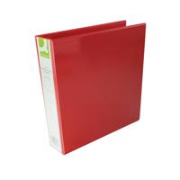 Q-CONNECT 40MM PR 4D RING BINDER A4 RED