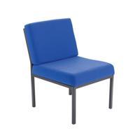 Jemini Blue Reception Chair (Seat Dimensions: W530 x D550mm) KF04011