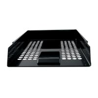 Q-Connect Letter Tray Black CP159KFBLK