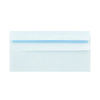 Q-Connect DL Envelopes Wallet Self Seal 120gsm White (Pack of 1000) 81414