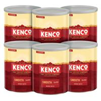 Kenco Smooth Case Deal 750g (Pack of 6) 4032075