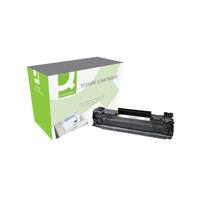 Q-CONNECT HP 85A BLACK TONER CE285A