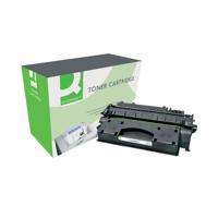 Q-Connect HP 80X Remanufactured Black LaserJet Toner Cartridge High Yield CF280X