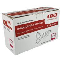 OKI C5800/C5900 MAGENTA DRUM 43381722
