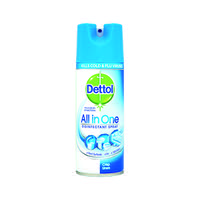 Dettol Antibacterial All-in-One Disinfectant Spray 400ml 3021337