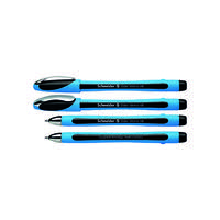 Schneider Slider Memo XB Ballpoint Pen Large Black (Pack of 10) 150201