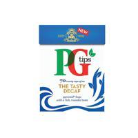 PG Tips Pyramid Tea Bag Decaffeinated (Pack of 70) 67432538