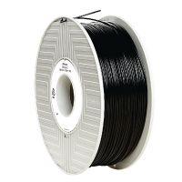 VERBATIM ABS 1.75MM 1KG REEL BLACK
