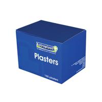 Wallace Cameron Assorted Wash Proof Plasters (Pack of 150) 1212020