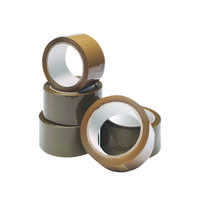 Packaging Tape 50mm x 66m Buff WX27010