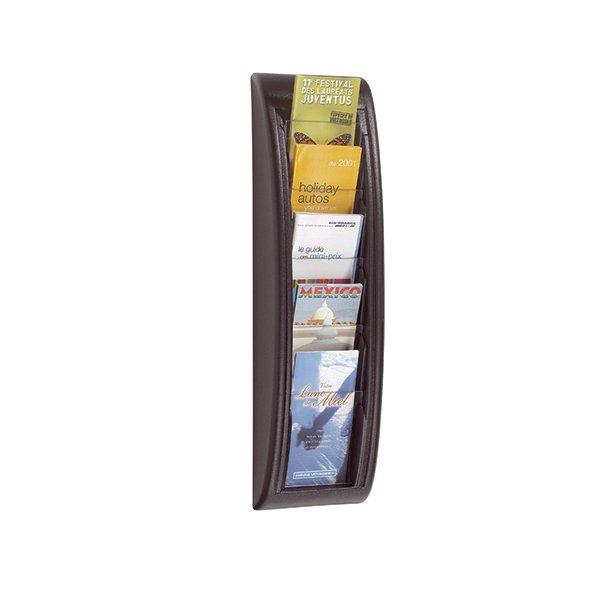 Fast Paper Quick Fit Wall Display System 1/3XA4/Dl Black F406201