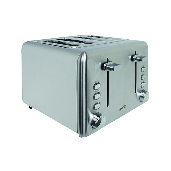 Igenix Toaster 4-Slice FCL4001/H