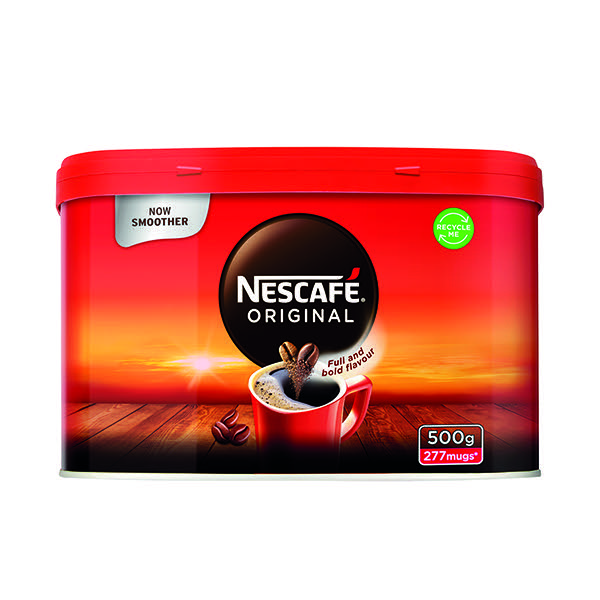 Nescafe Coffee Granules 500g 12315337