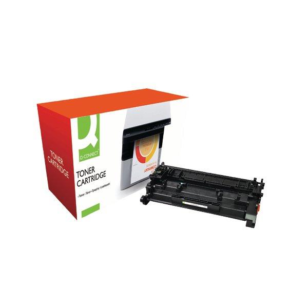 Q-Connect Compatible Solution HP CF226A Laser Toner Cartridge Black CF226A