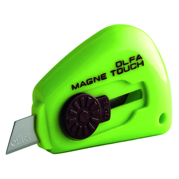 Olfa Magnetic Touch Knife (Retractable safety blade) 841502400
