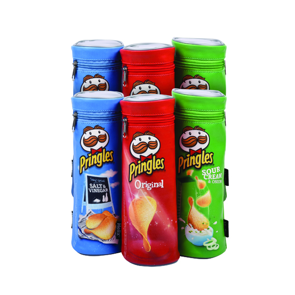 Helix Pringles Pencil Case (Pack of 6) 932510
