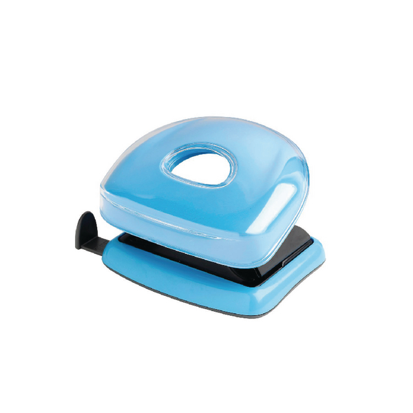 Rexel JOY 2 Hole Punch Blue 2104032