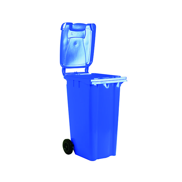 Refuse Container 240 Litre 2 Wheel Blue 331179